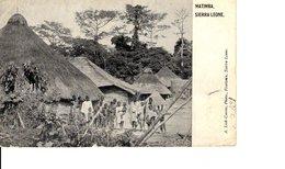MATIMBA - Sierra Leone