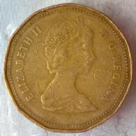CANADA 1 Dollar  1987      MB - Canada