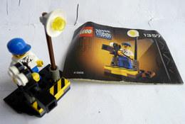 FIGURINE LEGO 1357 STUDIO CAMERAMAN Avec Notice 2001 - MINI FIGURE - Figures