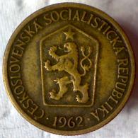 REPUBBLICA SOCIALISTA CECOSLOVACCA 1 Koruna  1962      MB QBB - Cecoslovacchia