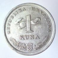 REPUBBLICA DI CROAZIA 1 Kuna  1995      BB+ - Croatie