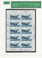 France Feullet De 10 , F64a Sans Blister Couzinet 70 - Airmail
