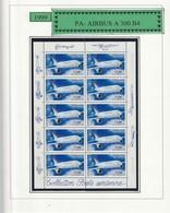 France Feullet De 10 , F63a Sans Blister Airbus 300B4 - Airmail