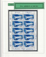 France Feullet De 10 , F63a Sans Blister Airbus 300B4 - 1960-.... Mint/hinged