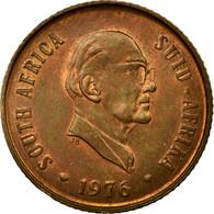 Monnaie, Afrique Du Sud, 2 Cents, 1976, TTB, Bronze, KM:92 - Afrique Du Sud