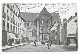 RENNES  (cpa 35)   Place Et Eglise St Germain   -  L 1 - Rennes