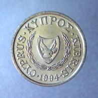 REPUBBLICA DI CIPRO 1 Cent  1994      FDC - Chypre