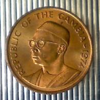 REPUBBLICA DEL GAMBIA 1 Butut FAO 1974      FDC - Gambie