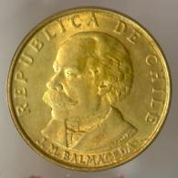 REPUBBLICA DEL CILE 20 Centesimos  1971      SPL QFDC - Cile
