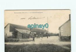 37 - LE LOUROUX - VENTE à PRIX FIXE - La Laiterie Fromagerie - Fromage - Beurre - France