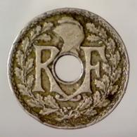 REPUBBLICA FRANCESE 10 Centimes Lindauer 1930      BB+ - Francia