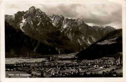 Lienz Mit Dolomiten (706) * 27. IX. 1934 - Lienz