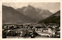 Osttirol - Lienz Mit Spitzkofel Aus Der Vogelschau (28240) * 8. XI. 1927 - Lienz