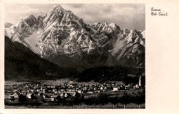 Lienz Mit Spitzkofel, Ost-Tirol (1724/12665) * 17. 9. 1950 - Lienz