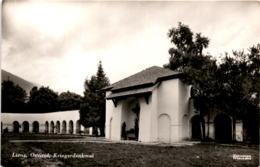 Lienz, Osttirol - Kriegerdenkmal (815/152) * 1936 - Lienz
