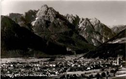 Lienz Mit Den Dolomiten, Osttirol (40967) * 20. 7. 1952 - Lienz