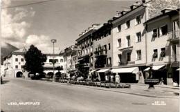 Lienz, Hauptplatz (801-32) * 10. 6. 1953 - Lienz