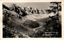 Lienzer Dolomiten - Kerschbaumeralm-Schutzhaus (1012) * 17. 7. 1930 - Lienz