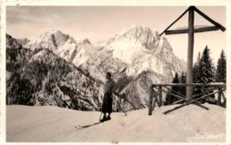 Spitzkofel - Skifahrer - Wegkreuz * 26. 3. 1940 - Lienz