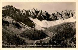 Lienzer Dolomiten - Kerschbaumermalmhütte (2078) - Lienz