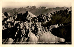 Lienzer Dolomiten - Blick Vom Spitzkofel Auf Eisenschuß Und Karnische Alpen (2084) - Lienz