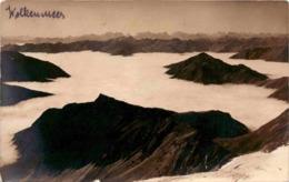 Wolkenmeer In Osttirol * Poststempel Lienz 7. XII. 1927 - Lienz
