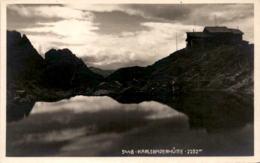 Karlsbaderhütte 2252 M (5448) * 1923 - Lienz