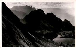 Karlsbaderhütte Vom Laserztörl, Lienzer Dolomiten (403) * 18. 7. 1952 - Lienz