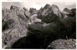 Karlsbaderhütte Im Laserz Vom Kerschbaumertörl, Lienzer Dolomiten (405) * 18. 7. 1952 - Lienz