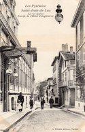 SAINT-JEAN-DE-LUZ - La Rue Garat - Vilatte Edit - Vierge - Tbe - Saint Jean De Luz