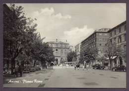 ANCONA, Piazza Roma - Viaggiata - Ancona