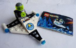 FIGURINE LEGO 1858 DROID SCOUT Avec Notice 1995 - MINI FIGURE - Figures