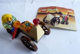 FIGURINE LEGO 1183 MUMMY AND CART Avec Notice 1999 - MINI FIGURE - Figurines