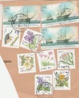 IRELAND Used Stamps - 1949-... Repubblica D'Irlanda