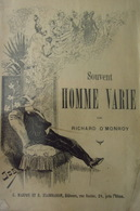 """Souvent Homme Varie. Richard O'Monroy. Chapitre """"Le Reve Du Fumeur D'opium"""". - Livres, BD, Revues"""