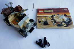 FIGURINE LEGO 5918 SCORPION TRACKER Avec Notice 1998 - MINI FIGURE - Figures
