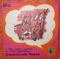 CAPPUCCETTO ROSSO Mago Spiridone - Bambini