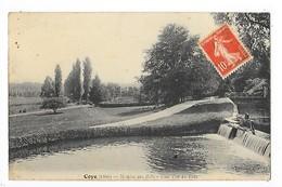 COYE  (cpa 60)   Moulin Des Bois, Une Vue Du Parc     -  L 1 - Frankrijk