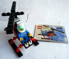 FIGURINE LEGO 2849 GYROCOPTERE Avec Notice 1997 - MINI FIGURE - Figures