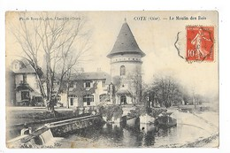 COYE  (cpa 60)   Le Moulin Des Bois     -  L 1 - Frankrijk