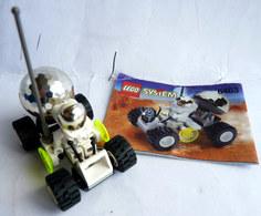 FIGURINE LEGO 6463 SPACE LUNAR ROVER Avec Notice 1999 - MINI FIGURE - Figures
