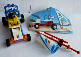 FIGURINE LEGO 6534 BEACH BANDIT Avec Notice 1992 - MINI FIGURE - Figures