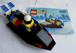 FIGURINE LEGO 6537 HYDRO RACER Avec Notice 1994 - MINI FIGURE - Figures