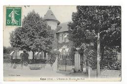 COYE  (cpa 60)   L'entrée Du Moulin Des Bois     -  L 1 - Frankrijk