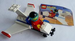 FIGURINE LEGO 2884 MICROLIGHT Avec Notice 1997 - MINI FIGURE - Figurines