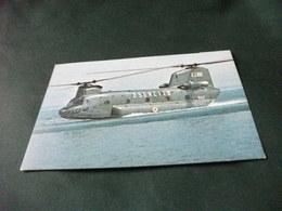 ELICOTTERO   ELICOPTERS  ESERCITO CHINOOK 47C - Elicotteri