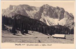 Molln Alm Mit Kühen Vor Bergfront Kirchdorf An Der Krems 1930 - Österreich