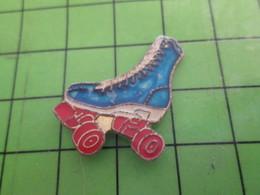 1317 Pin's Pins : Rare Et Belle Qualité : THEME SPORTS / PATIN A ROULETTE ROLLERS - Pin