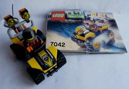 FIGURINE LEGO 5912 HYDROFOIL Avec Notice 2000 - MINI FIGURE - Figures
