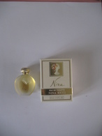MINIATURE PARFUM NINA De Chez NINA RICCI EDT 6ml NEUF - Miniatures Womens' Fragrances (in Box)